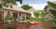 Villa at belmond jimbaran puri, Bali