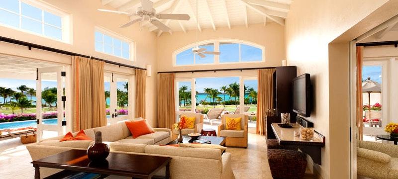 Rosewood Estate Suite at Jumby Bay, A Rosewood Resort, Antigua