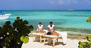 spa castaway excursion at jumby bay a rosewood resort antigua