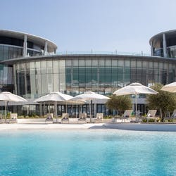 Swimmin Pool at Jumeirah at Saadiyat Island Resort, Abu Dhabi
