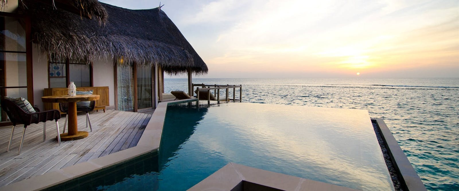Ocean Suite with Pool at Jumeirah Vittaveli, Maldives