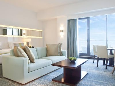 sea view junior suites