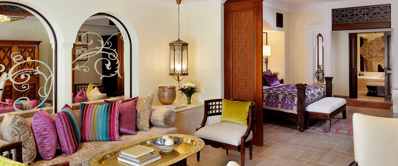 Junior Suite at Le Royal Meridien Beach Resort & Spa