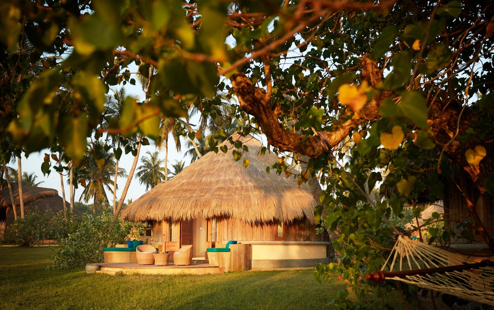Outdoor View of Accommodation, Jetwing Surf, East Coast Beaches, Sri Lanka