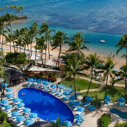 Pool at Kahala Hotel and Resort, Hawaii