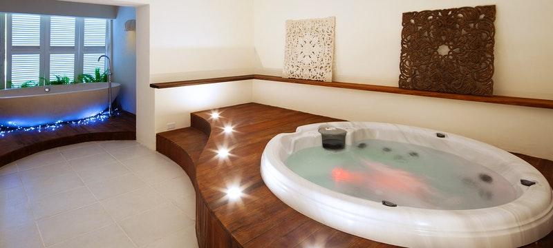 Unwind in the calming spa at Sugar Bay Barbados