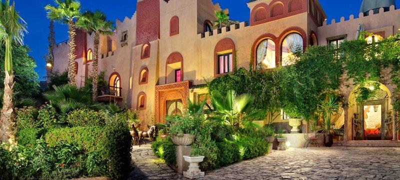 Kasbah Tamadot, Marrakech