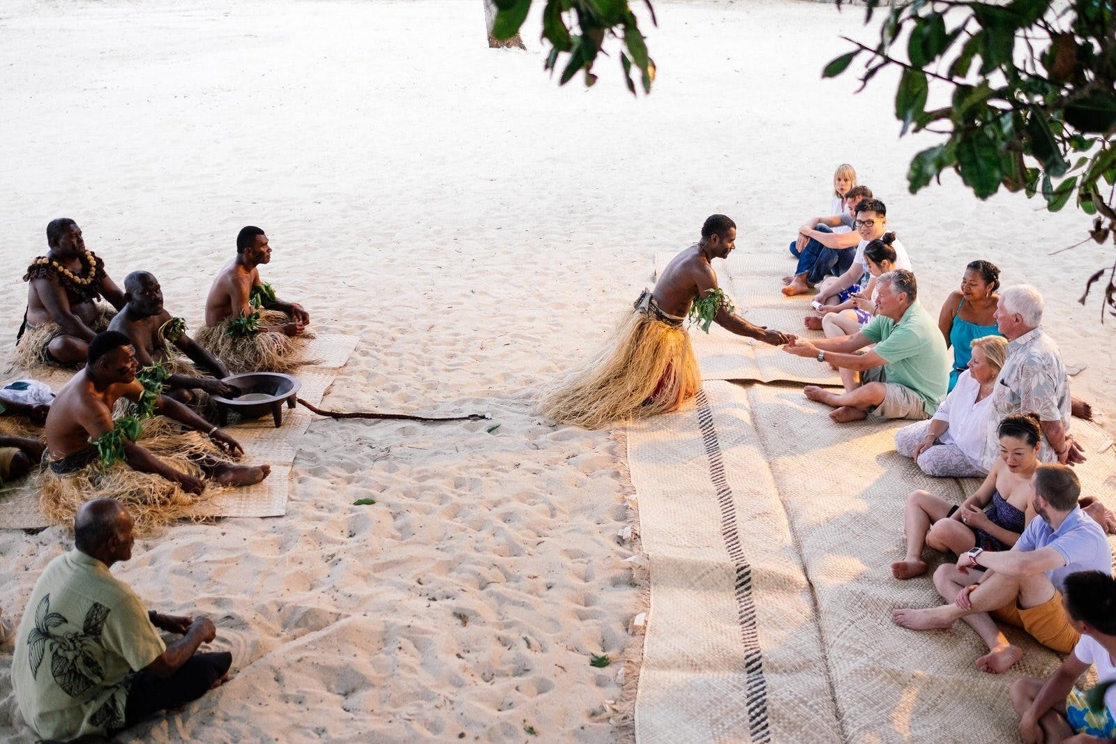 Local Activities at Yasawa Island Resort and Spa, Fiji