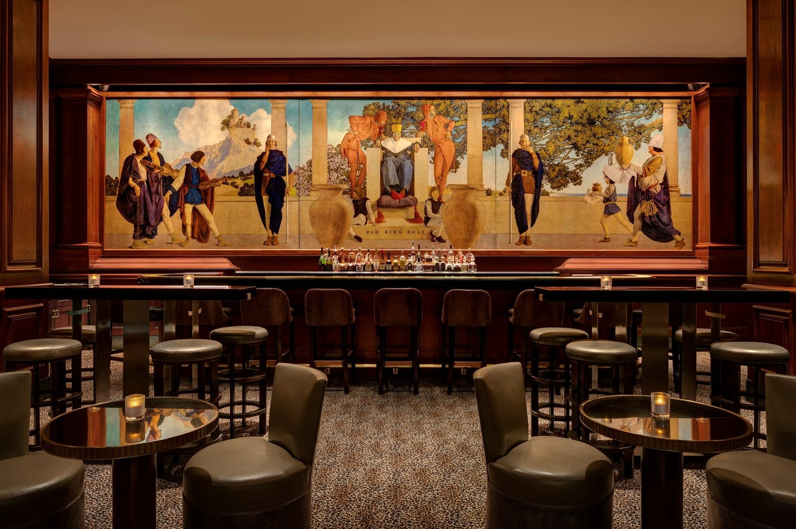 king cole bar at the st regis new york