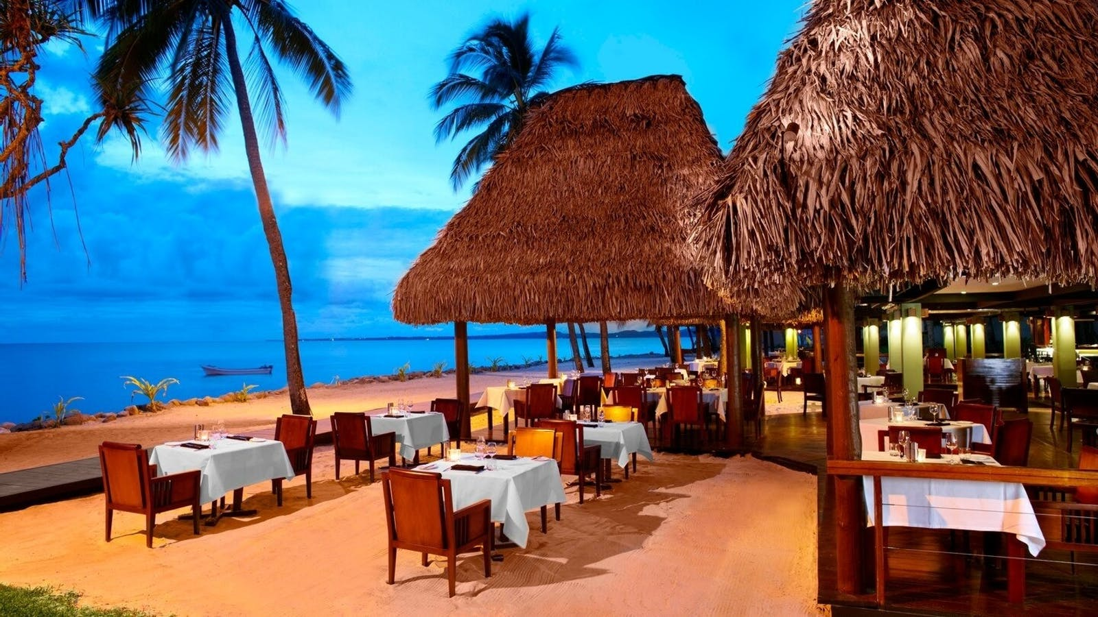 Dining at The Westin Denarau Island Resort & Spa