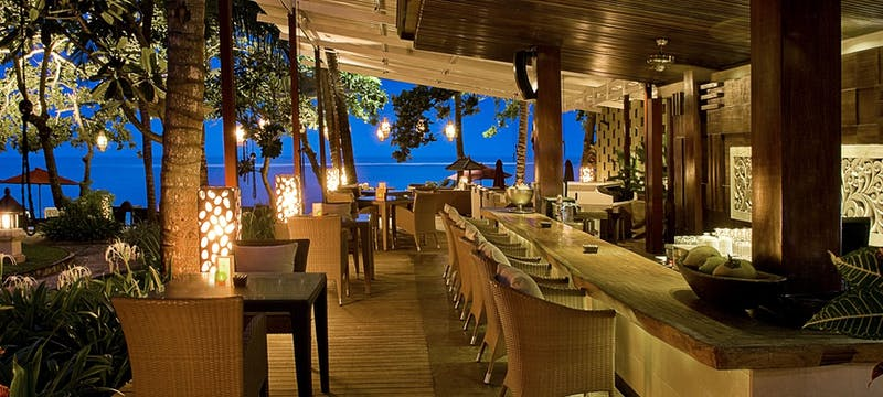 Kulkul bar at The Laguna, A Luxury Collection Resort & Spa