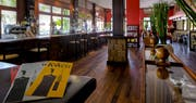 Bar at Amanjaya Pancam Hotel, Cambodia