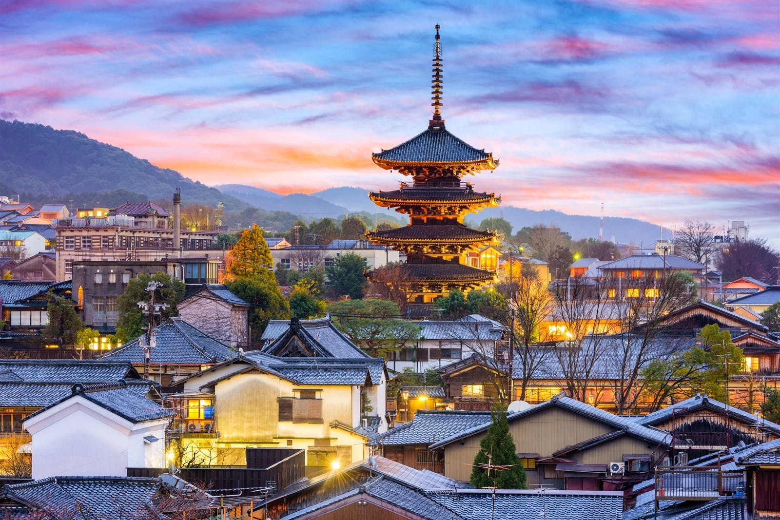 Luxury Kyoto Holidays