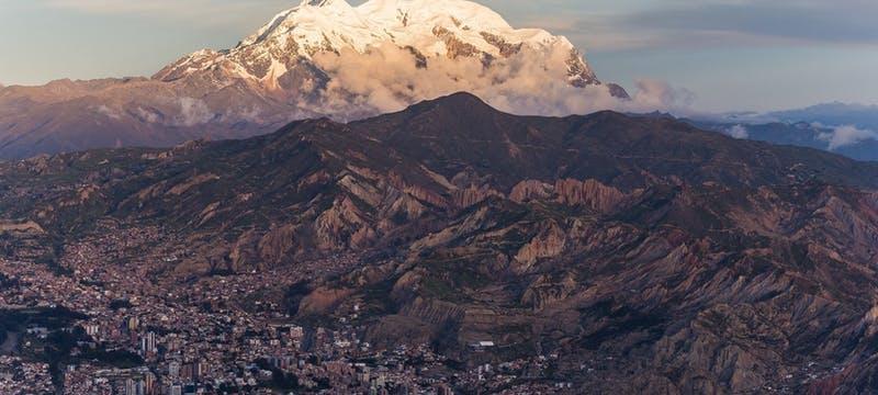 Le Paz, Bolivia