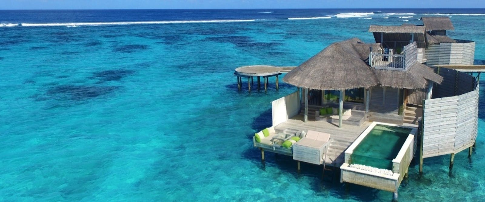 Laamu Water Villa at Six Senses Laamu, Maldives, Indian Ocean