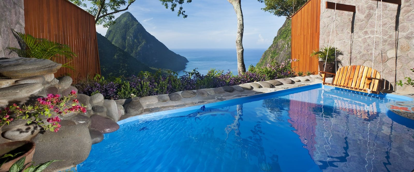 Beautiful Suite at Ladera, St Lucia