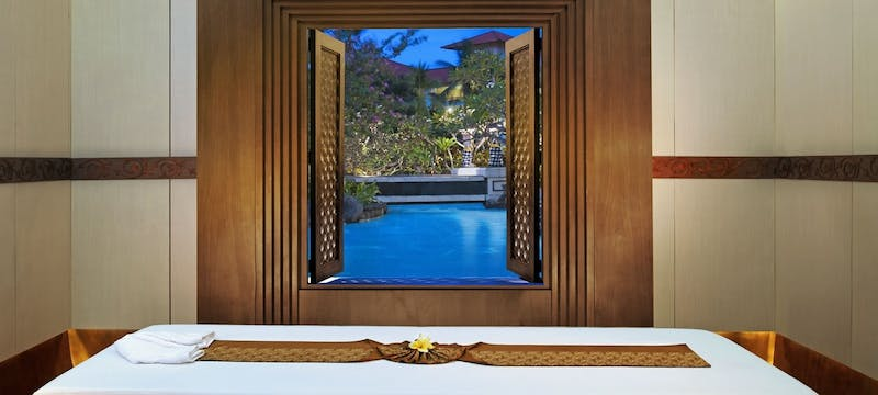Lagoon Spa treatment room at The Laguna, A Luxury Collection Resort & Spa