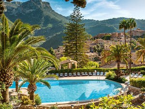 Pool at Belmond La Residencia, Mallorca, Spain