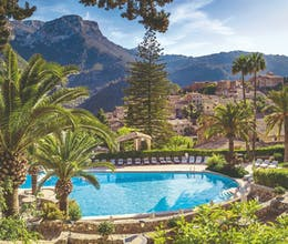 Escape on a romantic Spanish holiday at this peaceful resort set in the Tramuntana Mountains<place>La Residencia, A Belmond Hotel, Mallorca</place><fomo>123</fomo>
