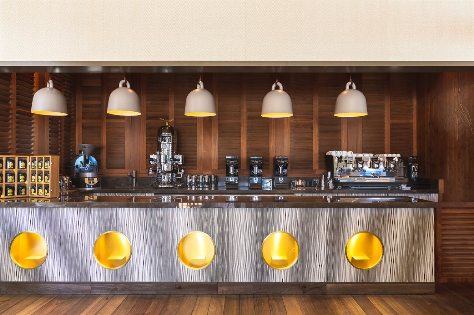 Coffee Corner at Le Barthelemy Hotel Spa