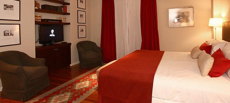 El Scritor bedroom at Legado Mitico