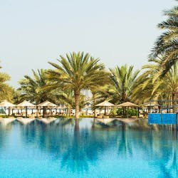 Pool at Le Royal Meridien Beach Resort & Spa