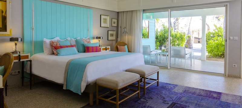 Ocean Cove Room at Le Guanahani, St Barths