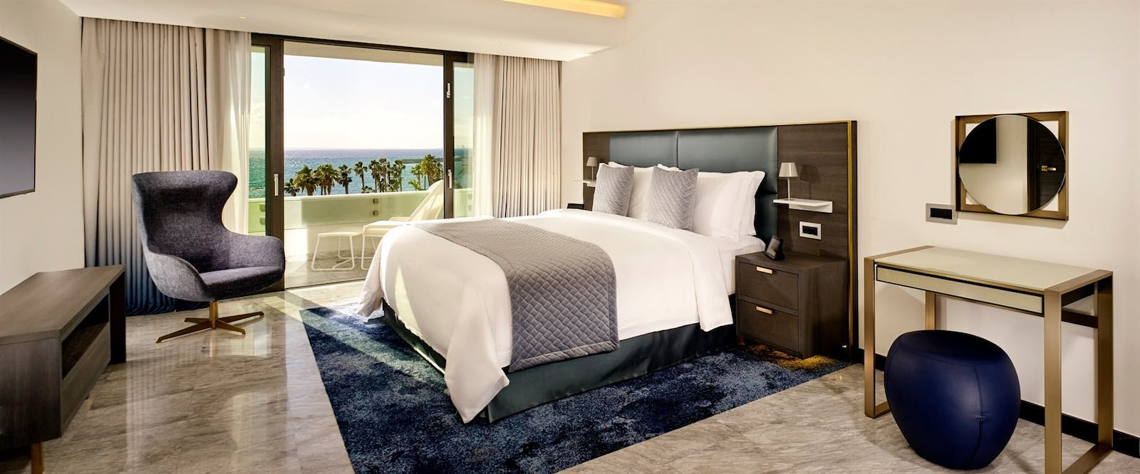 Lifestyle Suite with Sea View at Parklane, a Luxury Collection Resort & Spa, Limassol, Cyprus