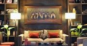 Living room area at Legado Mitico