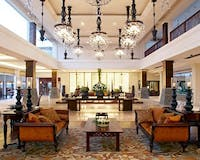 lobby at The St Regis Bali Resort