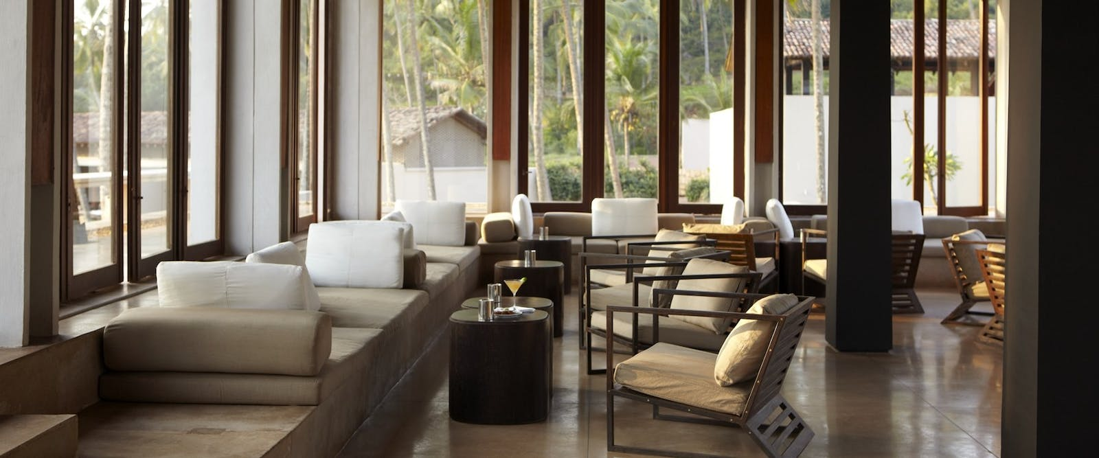 Lounge Bar at Amanwella, Sri Lanka