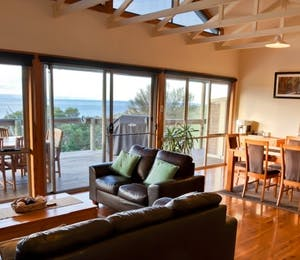 Lounge, Sea Dragon Lodge, Kangaroo Island