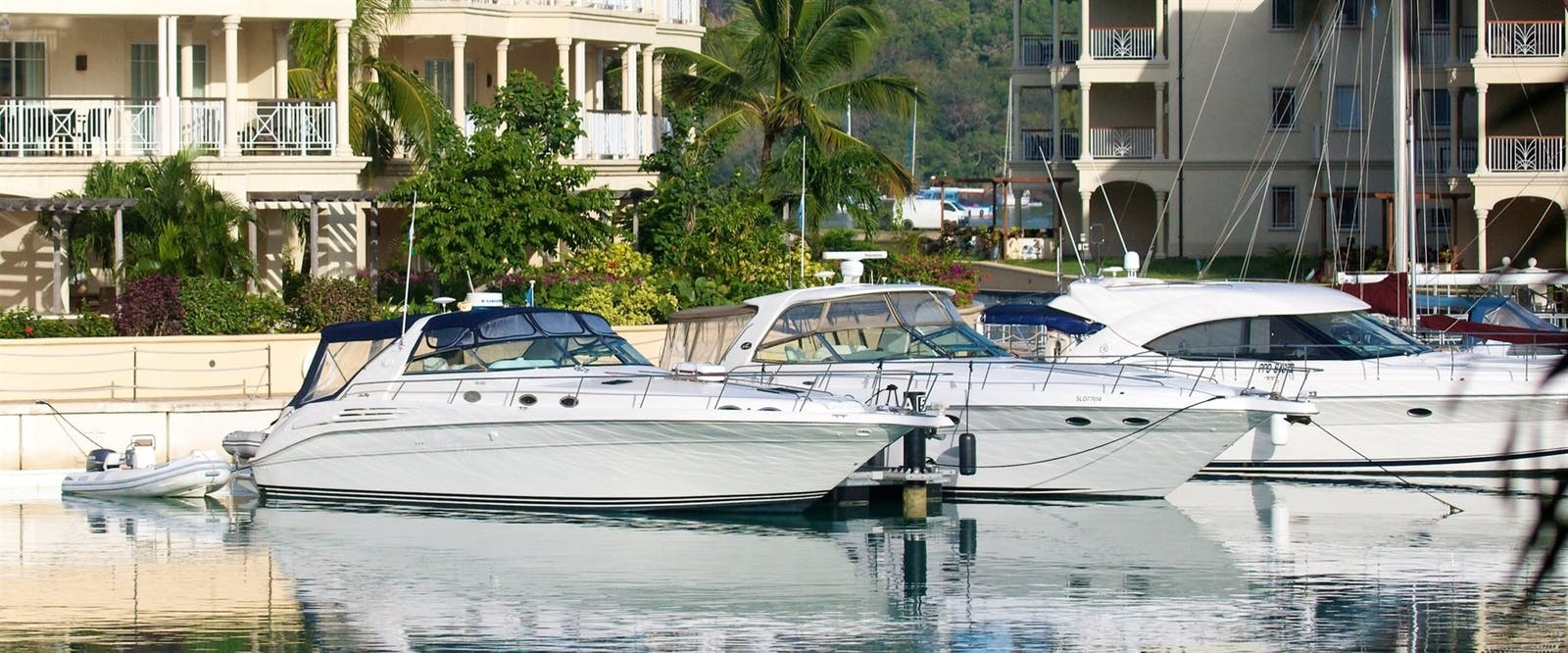 Marina at The Landings Resort and Spa by Elegant Hotels, St Lucia