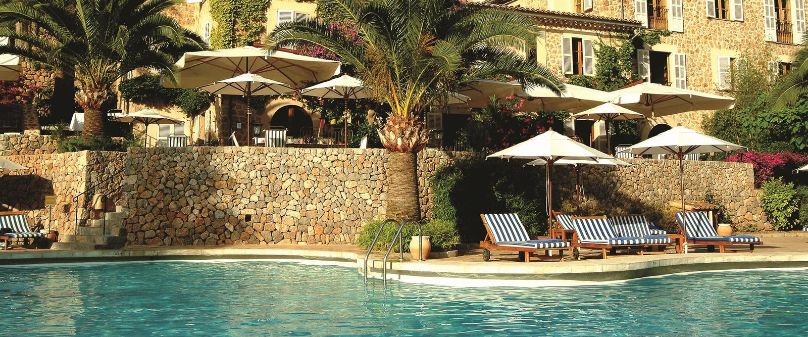 Swimming Pool at La Residencia, A Belmond Hotel, Mallorca