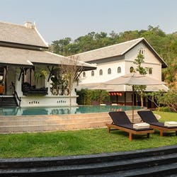 The Great House Restaurant at Rosewood Luang Prabang, Laos