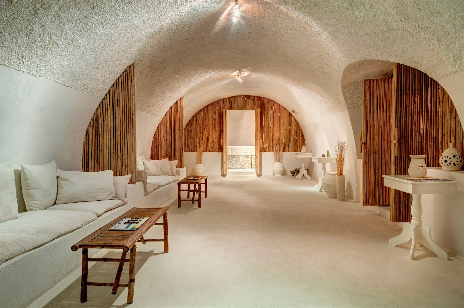 Asian Spa at Vedema, a Luxury Collection Resort, Santorini, Greece