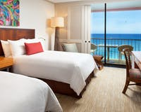 Mailani Tower Double Oceanfront at The Royal Hawaiian, a Luxury Collection Resort