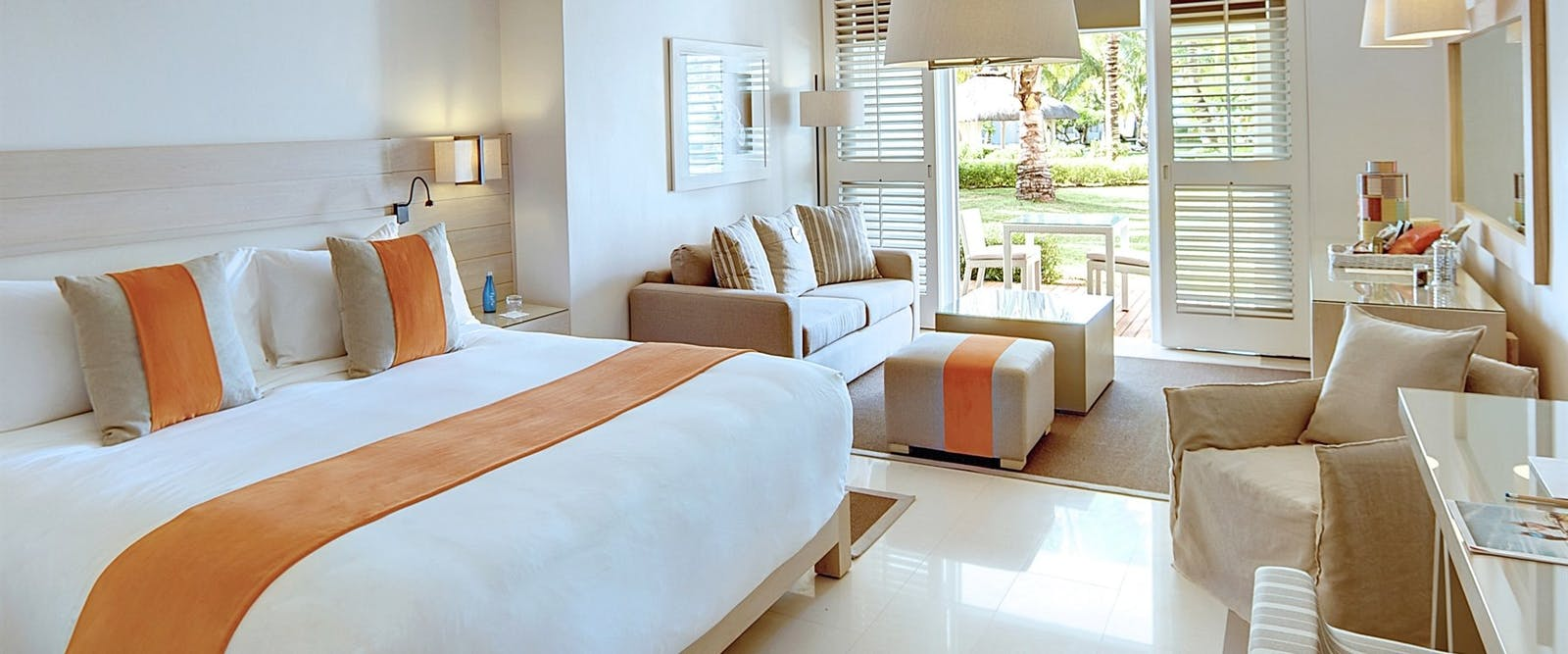 Junior Suite at LUX* Belle Mare, Mauritius