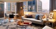 Luxury suite at Le Méridien New Orleans