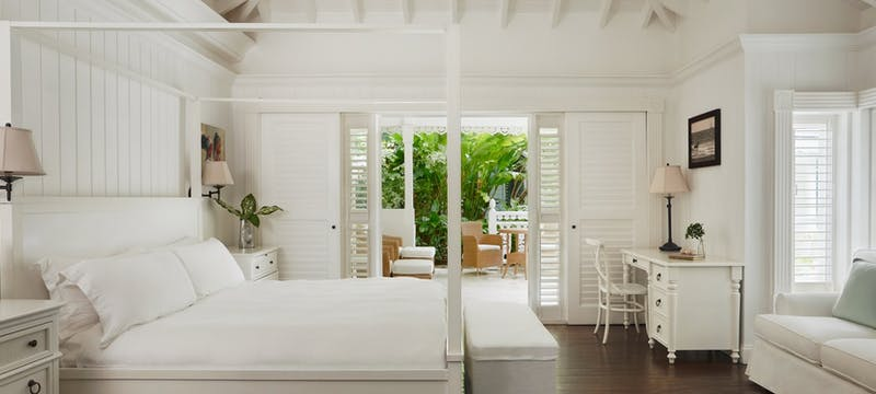 Bedroom in Luxury Villa at The Villas at Sugar Beach, A Viceroy Resort