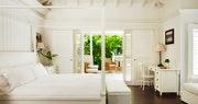 Bedroom in Luxury Villa at The Villas at Sugar Beach, A Viceroy Resort