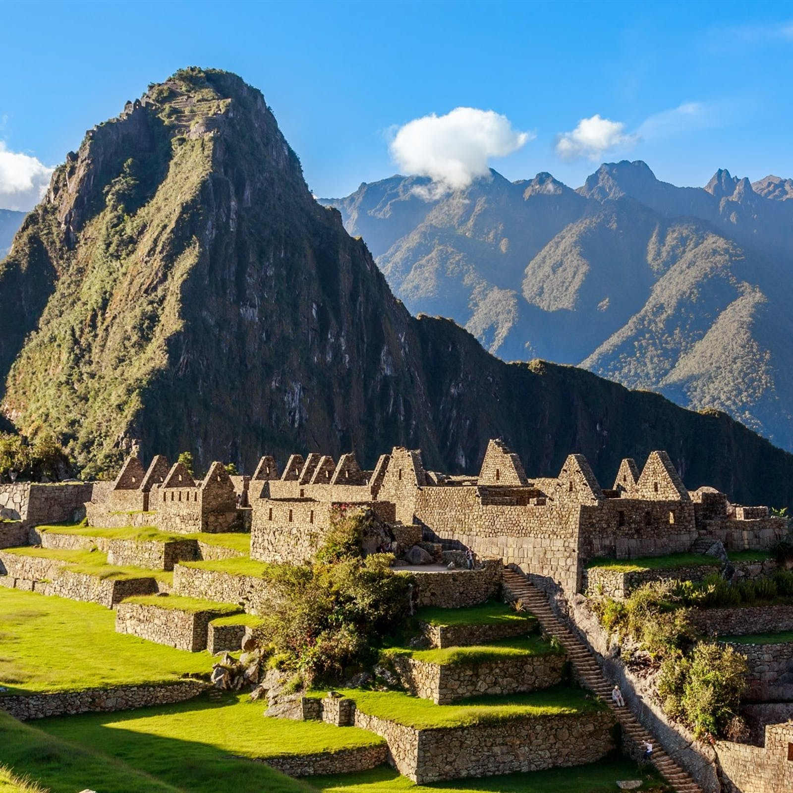 the sacred valley  machu picchu