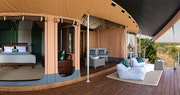Luxury Tented Suites at Mahali Mzuri, Kenya