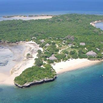 Aerial view of Azura Quilalea