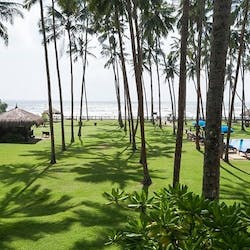 Overview of Reef Villa, Wadduwa, Sri Lanka