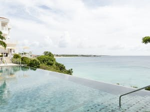Infinity Pool at Malliouhana, Anguilla