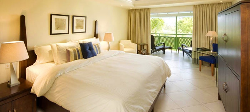 Deluxe Bedroom at Mango Bay, Barbados