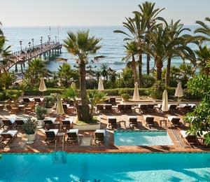 Overview of Marbella Club Hotel Golf Resort & Spa