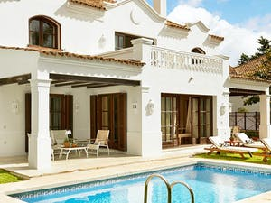 Exterior of Marbella Club Hotel Golf Resort & Spa Villas