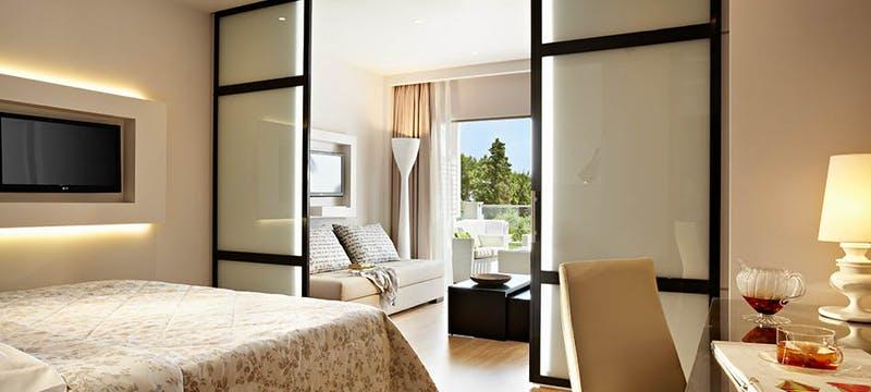 Luxury Family Suite at Marbella Corfu, Greece
